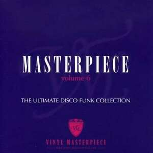 Masterpiece Vol. 6  - The ultimate disco funk collection  new  cd