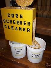 CORN SCREENER CLEANER STOVE FURNACE BOILER