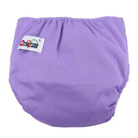 Reusable Baby Kids Infant Training Pants Waterproof Cloth Diaper Nappy Cover New
