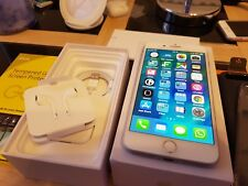 Apple iPhone 8 Plus, 64GB, Silver, EE, immaculate with extras.