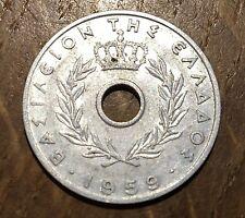 PIECE DE 20 LEPTA 1959 GRECE (172)