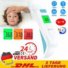 LCD Infrarot Stirn Thermometer Kontaktloses Fieber Stirnpistole Gun Ohr Körper