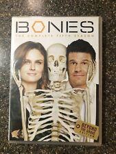 Bones - The Complete Season 5 (Keepcase) New DVD - Factory Sealed - Free Ship