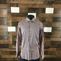 Ermenegildo Zegna Men's sz 2XL XXL Long Sleeve Button Down Shirt