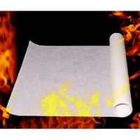1pcs 50X20cm Fire Paper Flash Flame Paper Magic Props Toys Jf