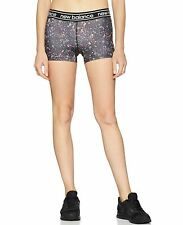 New Balance Women's Printed Accelerate Hot Shorts Size M