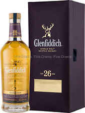 GLENFIDDICH 26 Y.O. SINGLE MALT WHISKY ASTUCCIATA 70cl