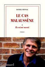 Daniel  PENNAC * Le cas Malaussène * Volume 1, Ils m'ont menti**2017