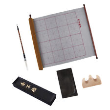 Pack of 6 Calligraphy Set for Beginners Chinese Painting Writing Lovers