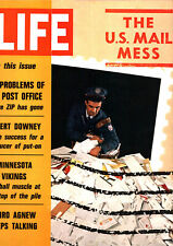 LIFE MAGAZINE NOV 28, 1969 SCREAMER_MINNESOTA VIKINGS_DIET PEPSI_BULLWINKLE