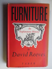 Good - Furniture: An Explanatory History - David Reeves 1948-01-01   Faber And F