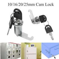 Goods Cupboard Padlock Locksmith Tool Door Lock Cylinder Drawer Cam Lock
