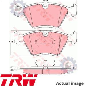 NEW DISC BRAKE PADS SET FOR AUDI 200 44 44Q 1B 2B MC NF COUPE 89 8B 7A TRW