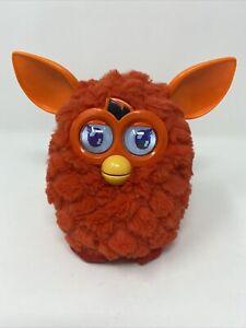 Furby Boom Hasbro Red Orange Phoenix 2012 Electronic Talking Interactive Pet Toy