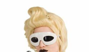 Lady Gaga Glasses Lunettes
