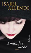 Amandas Suche von Isabel Allende (2014, Gebundene Ausgabe)