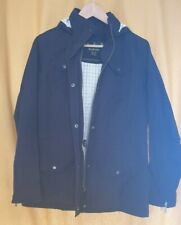 WOMENS BARBOUR COTTON TOUCH SAPPER LIGHTWEIGHT JACKET UK 14 EU 40