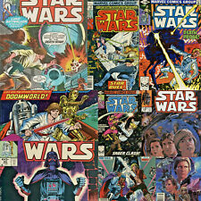 1977 Star Wars Marvel Comic Book Series-Your Choice of 100+ Issues-F/VF or VF/NM