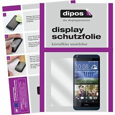 6x HTC Desire 626G Schutzfolie klar Displayschutzfolie Folie dipos Displayfolie