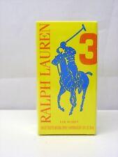 *Ralph Lauren - Big Pony No. 3 for Women Eau de Toilette Spray 30ML Neu & OVP*