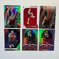 2019-20 Tyler Herro Rookie Card Lot NBA Hoops Panini Prizm Chronicles RC SP 🔥📈