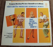 NOT WITH MY WIFE, YOU DON'T! (John Williams) original Canada stereo lp (1966)