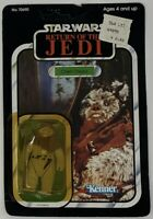 Star Wars ROTJ Chief Chirpa 1983 action figure
