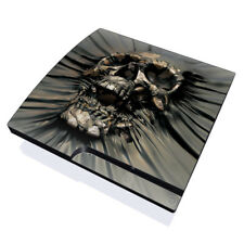 Sony PS3 Slim Console Skin - Skull Wrap by David Penfound - DecalGirl Decal