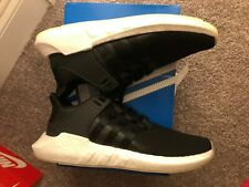 Adidas Eqt Support 93/17 Bz0595 Us9.5 black and white