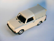IFA Trabant 1,1 Ltr Pickup pick up Lieferwagen in creme, Ixo Altaya (?) in 1:43!
