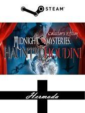 Midnight Mysteries 4: Haunted Houdini Steam Key - PC Windows (Same Day Dispatch)