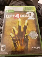 Left 4 Dead 2 Xbox 360 New & SEALED