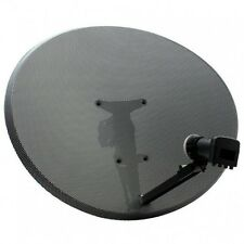 SOLD247 Zone 1 Sky or Freesat Dish With Quad LNB