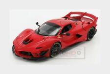 Ferrari Fxx-K Evo Hybrid 6.3 V12 1050Hp 2018 Red BURAGO 1:18 BU16012CAR