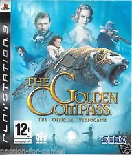 THE GOLDEN COMPASS for Playstation 3 PS3 - with box & manual