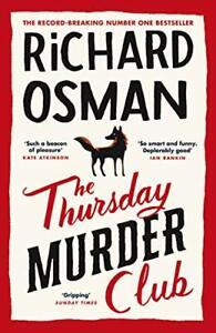 The Thursday Murder Club: The Record-Breaking Sunda by Osman, Richard 0241425441