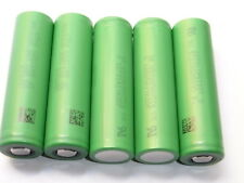 5 Batterie/battery Sony Konion US18650-VTC6  3,6/3,7V 3120mAh 30A descharge 11C