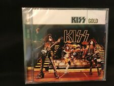 Kiss 💋- GOLD (1974-1982)X2cd New And Sealed