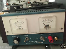 Heathkit IP-2715 Battery Eliminator 12 Volt 20 Amp Power Supply from ham radio