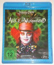 Alice im Wunderland Disney Johnny Depp