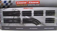 Carrera Digital 124/132 Ausbauset Streckenlänge 3,4m -30367 NEUWARE mit OVP