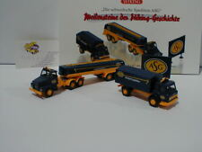 """Wiking 0990 92 - Sonderpackung """" ASG Spedition """" Volvo Tank SZ + Harvester 1:87"""