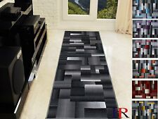 Abstract Geometric Modern Square Pattern Area Rug For Bedroom Living Room Office