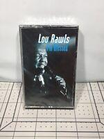 I'm Blessed, Rawls, Lou, Rare Cassette New Sealed