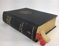 RARE VNT Holy Bible Masterpiece Edition Authorized by King James Circa 1959 USA
