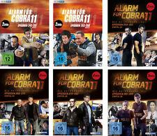 13 DVDs * ALARM FÜR COBRA 11 - STAFFEL 31 - 36 IM SET # NEU OVP §