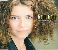 Jou Jou I wanna live with you  [Maxi-CD]