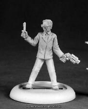 Reaper Miniature Dark Haven Legend Government Agent Jones RPR 50202