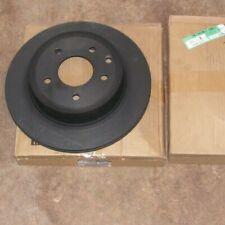 Nissan Leaf (ZEO) Pair Of Rear Vented Brake Discs 5 Stud Part Number 43206-3NL0A