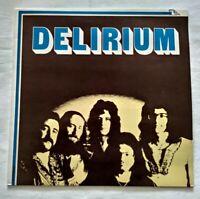 DELIRIUM LP DELIRIUM VINYL 33 GIRI 1980 ITALY FONIT CETRA PL 416 NM/NM